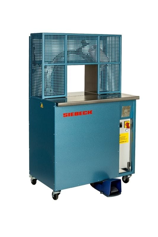 Siebeck Machine Non-Alimentaire JET T35