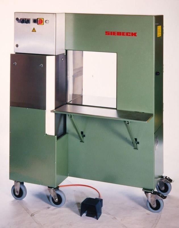 Siebeck Machine Non-Alimentaire JET-OB