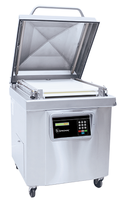 Sipromac Emballeuse Sous Vide a Chambre Simple 450A