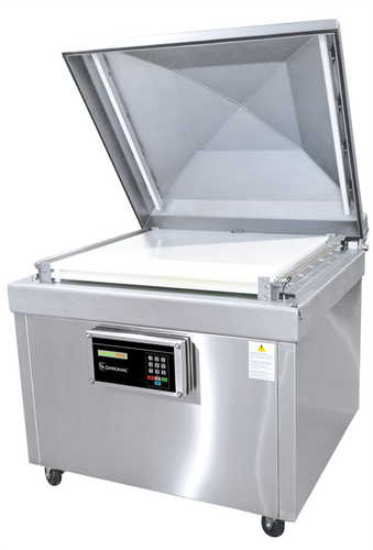 Sipromac Emballeuse Sous Vide a Chambre Simple 580A
