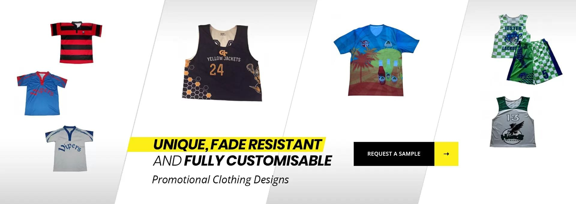Custom Design Clothing | Promotional clothing designs
