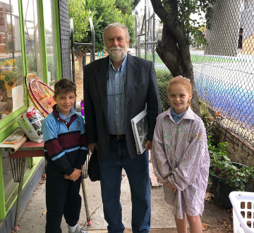 St Columba's announced a Keep Victoria Beautiful Sustainable Cities 2019 Community Awards Finalist!
