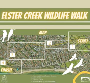 Elster Creek Wildlife Walk