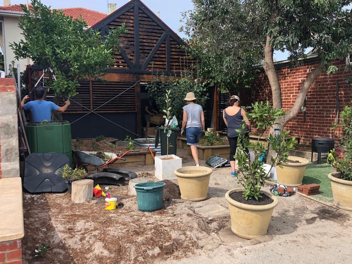 St Columba's Kitchen Garden