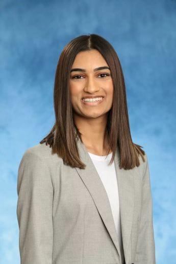Romina Hallan - Summer Law Student