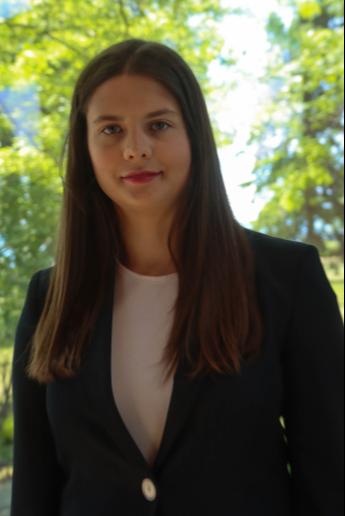 Megan Langhorne - Articling Student