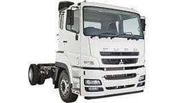 FUSO Heavy Duty FP54 4X2 | Daimler Trucks Wagga & Albury