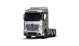 Mercedes-benz New Actros Rigid Product Leaflet | Daimler Trucks Wagga & Albury
