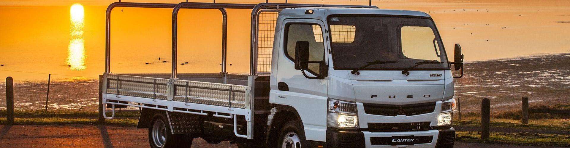 FUSO Canter | Daimler Trucks Wagga & Albury