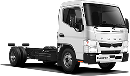 FUSO CANTER 615 City Cab Tipper | Daimler Trucks Wagga & Albury