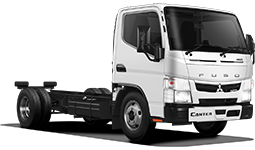 "FUSO CANTER 515 City Cab ""Superlow"" | Daimler Trucks Wagga & Albury"