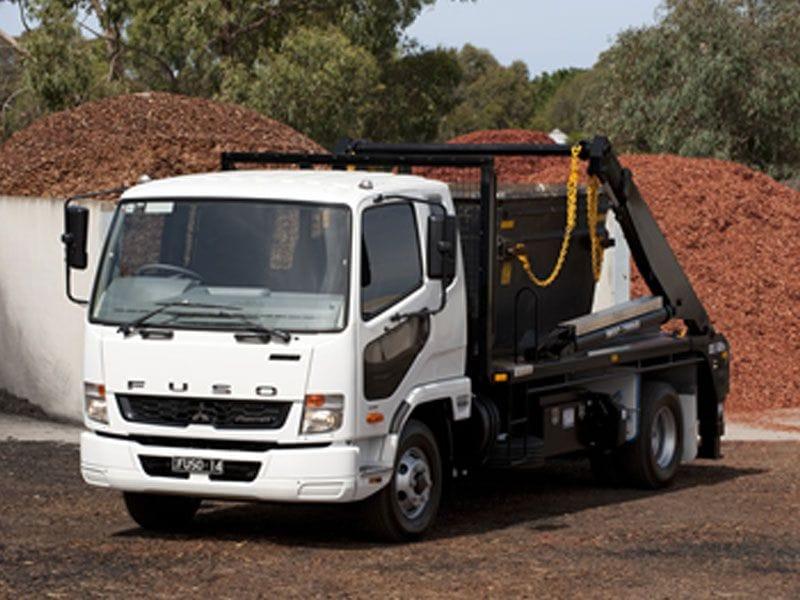 FUSO FIGHTER INTERRIOR SIDE VIEW | Daimler Trucks Wagga & Albury