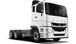 FUSO Heavy Duty FV74 6x4 MWB | Daimler Trucks Wagga & Albury