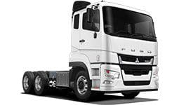 FUSO SHOGUN FV74 6x4 Prime Mover | Daimler Trucks Wagga & Albury