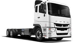 FUSO SHOGUN FV74 6x4 XLWB | Daimler Trucks Wagga & Albury