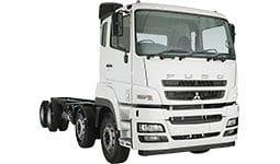 FUSO Heavy Duty HEAVY FV51 6x4 | Daimler Trucks Wagga & Albury