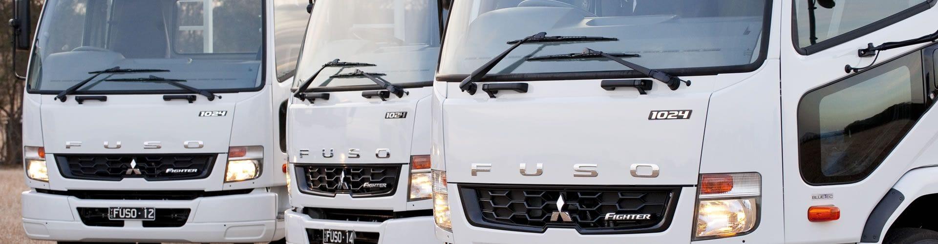 FUSO Fighter | Daimler Trucks Wagga & Albury