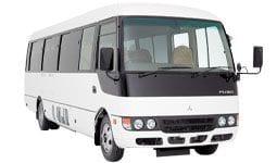 FUSO Rosa Bus LWB Standard | Daimler Trucks Wagga & Albury