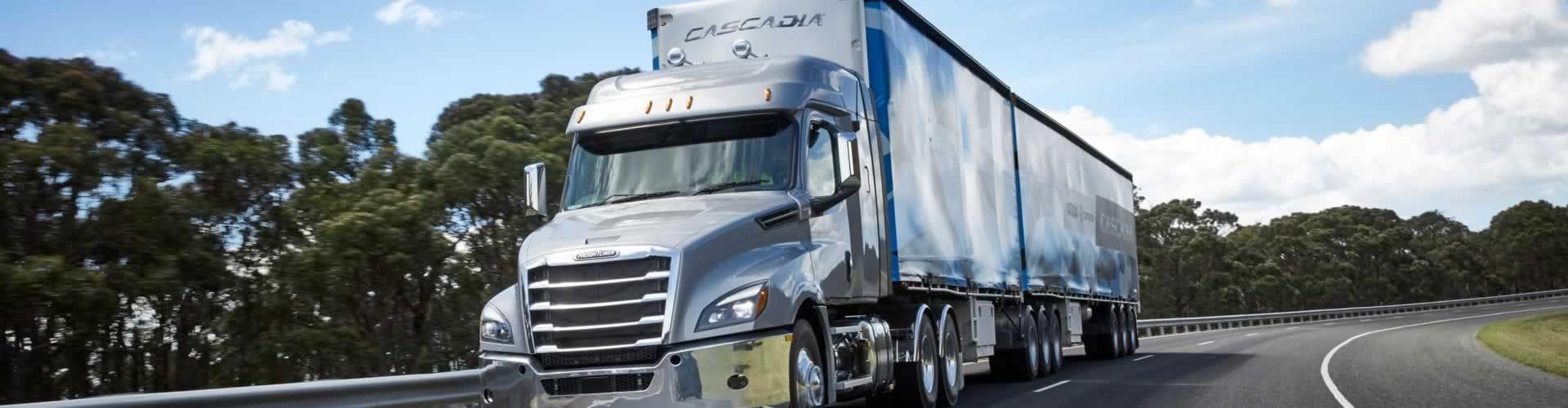 Freightliner Cascadia | Daimler Trucks Albury & Wagga Wagga
