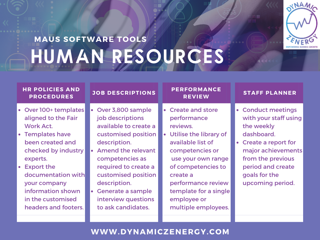 human resource tools
