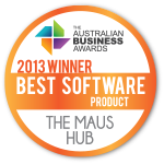 MAUS Hub Best Software Award