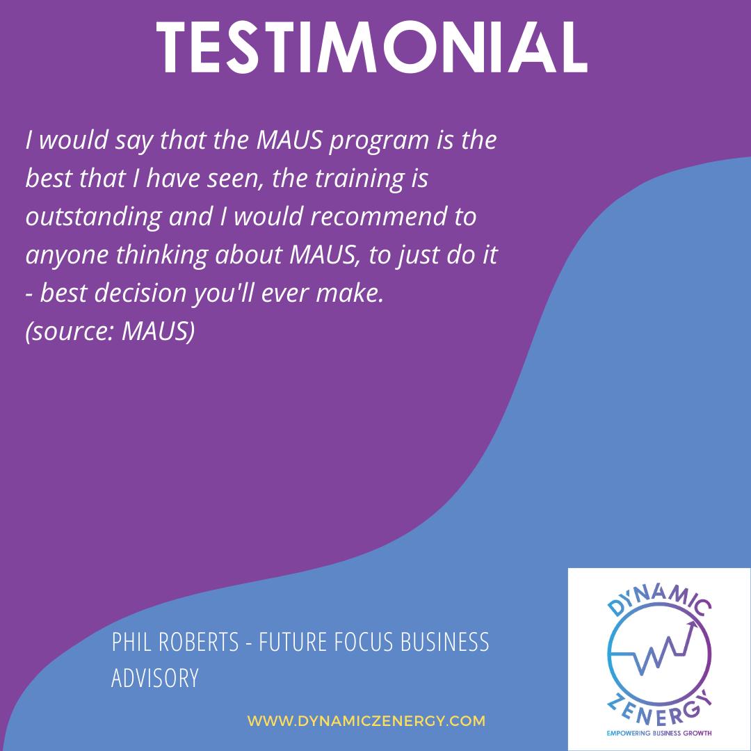 client testimonials dynamic zenergy