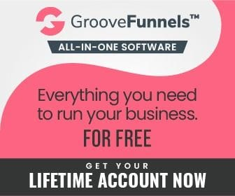 GrooveFunnels All-In-One Software