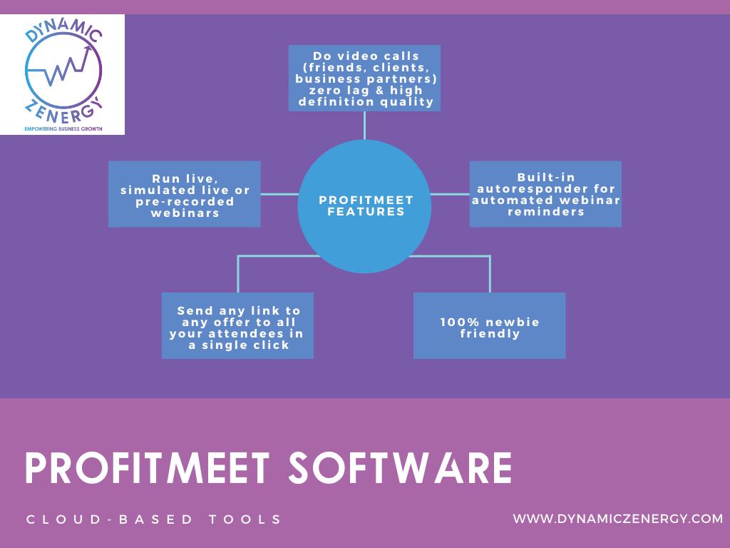 Profit Meet Features