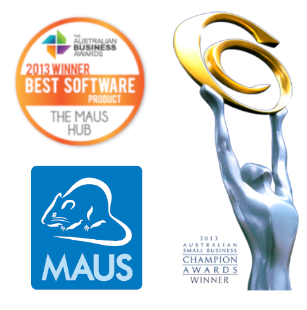maus business systems awards