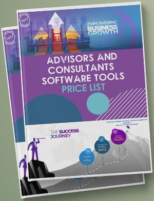 advisors and consultants price list