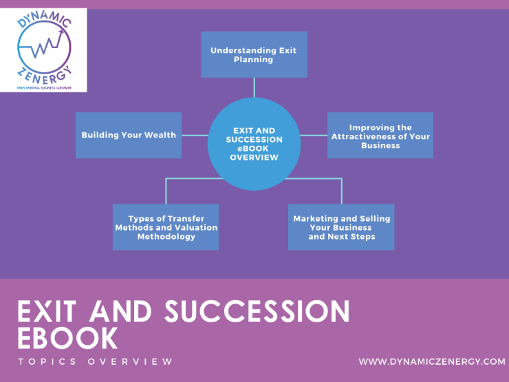 ebook exit & succession planning