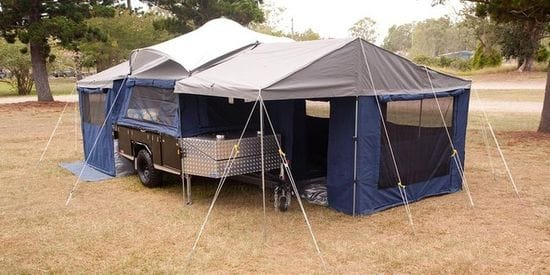 Quick Guide to buying a Camper Trailer