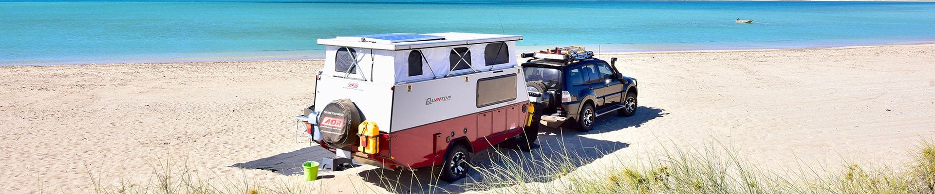 Camper Trailer Finance