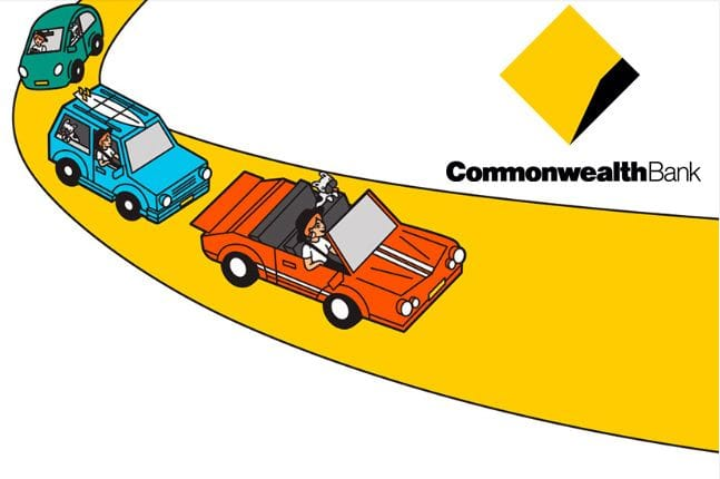 Commonwealth Bank Ads