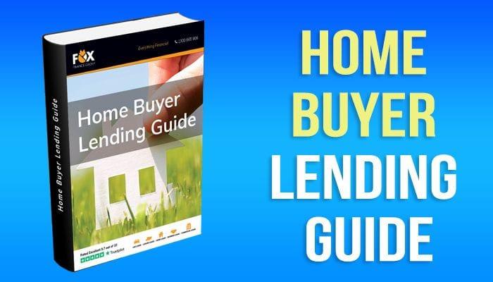 Home buyer lending guide