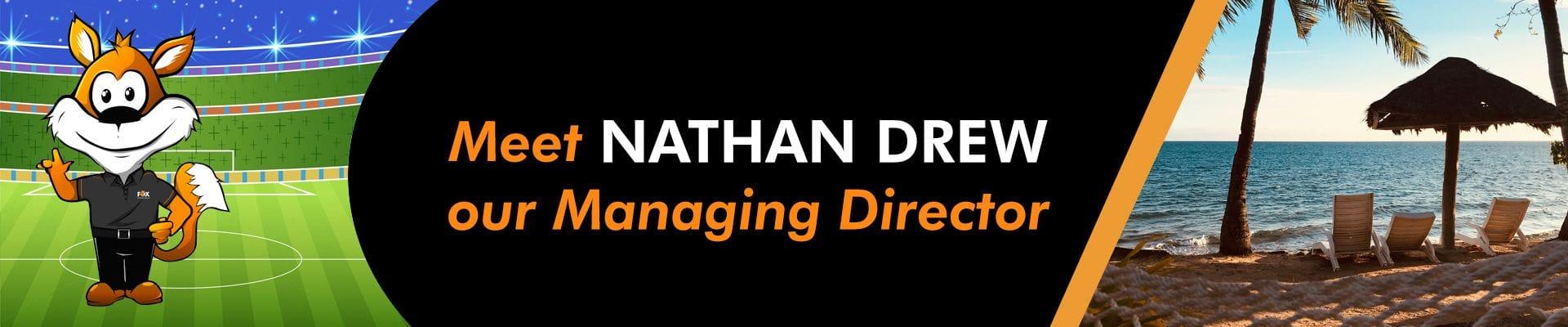 Meet Nathan Drew