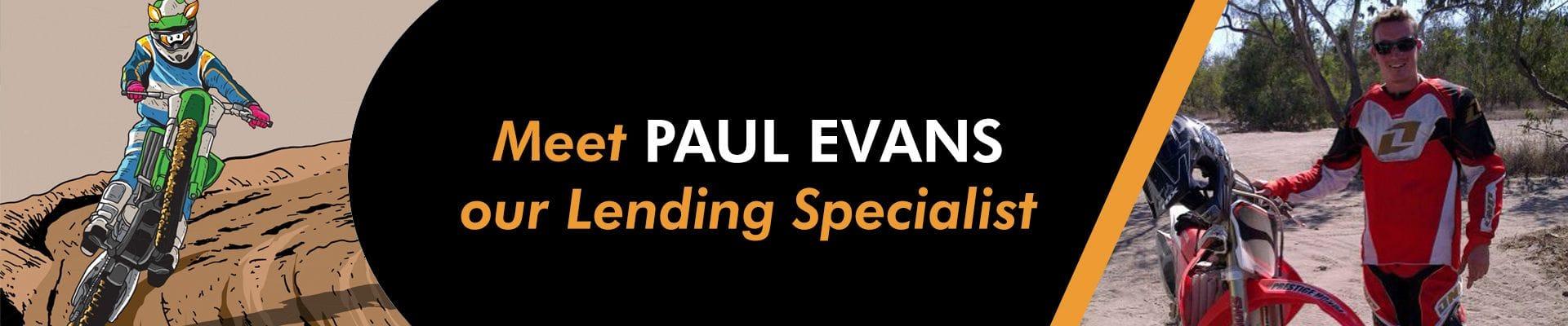 Meet Paul Evans