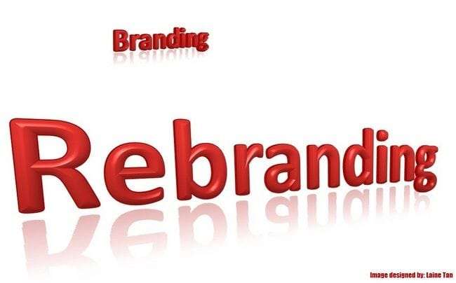 REBRANDING YOURSELF