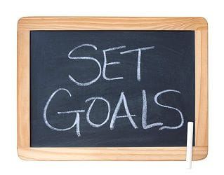 GOAL SETTING IDEAS