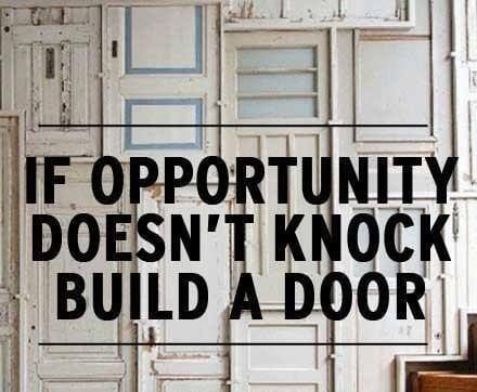 Opportunity and Adversity