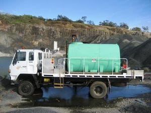 108 4x4 Isuzu Water Cart
