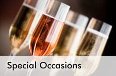 Special occasion catering Gold Coast & Brisbane