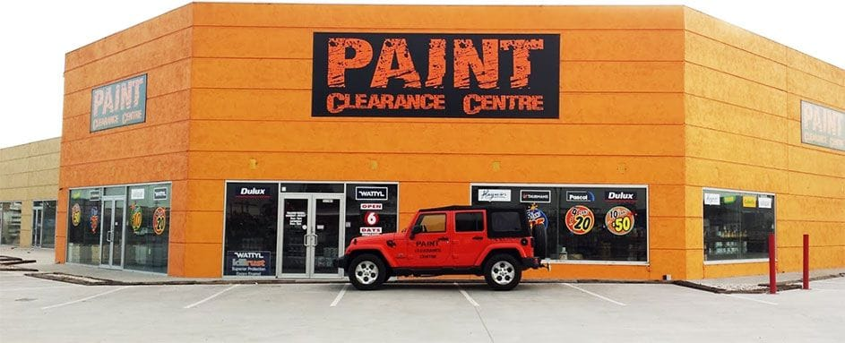 Paint Clearance Centre Melbourne