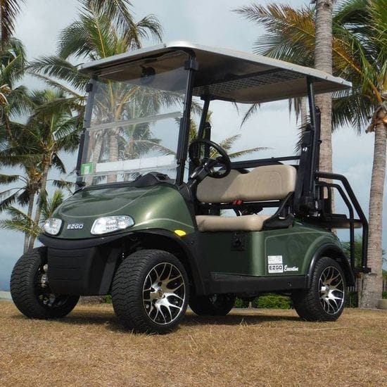 The Buggy Shop Renew Dealer Agreement on Hamilton Island