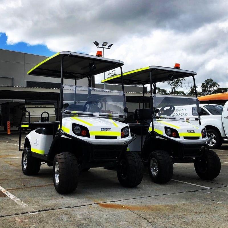 Brisbane Grammar have two new Ambulance Vehicles