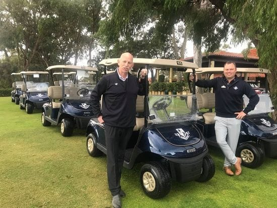 An ELiTE Fleet at Lake Karrinyup Country Club