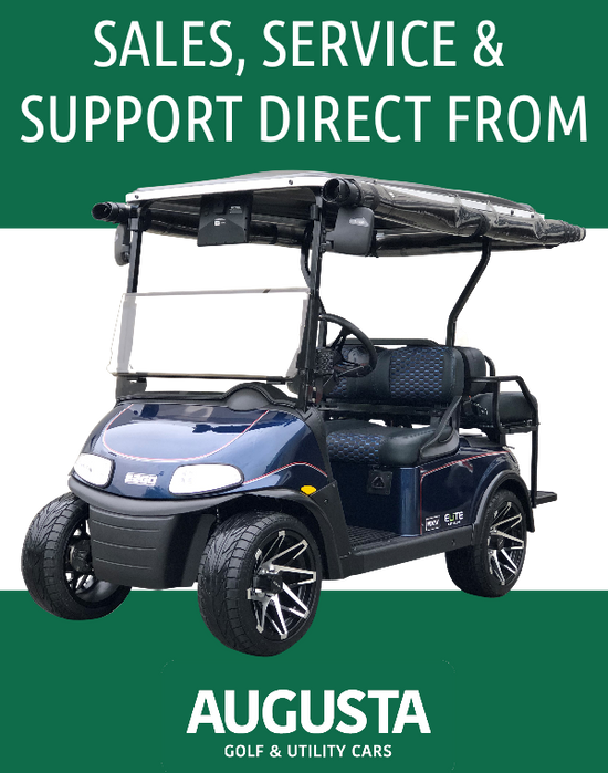 Buy E-Z-GO Direct from AGC in Hope Island and Sanctuary Cove
