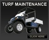 EZGO and Cushman Turf Maintenance Vehicles
