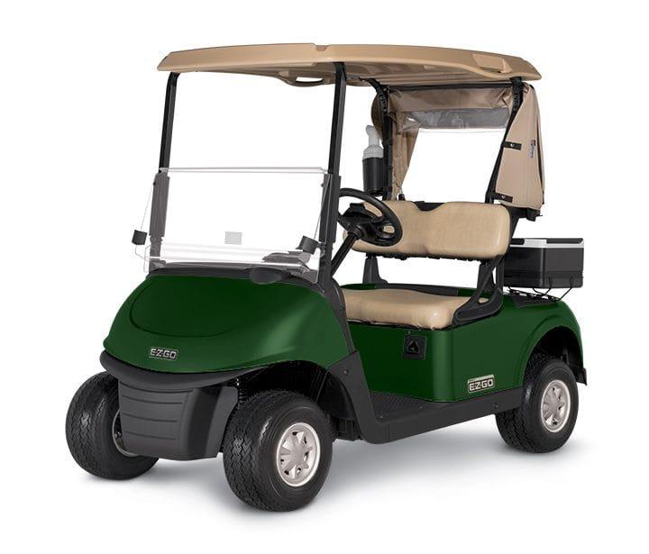 Augusta Golf & Utility Cars ELiTE RXV Fleet