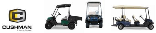 Cushman Utility Commercial & Industrial Vehicles